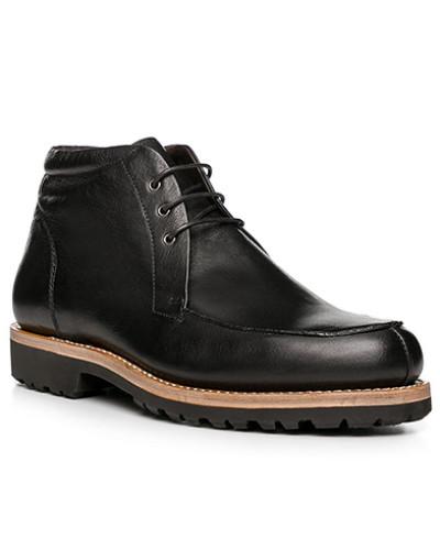 Prime Shoes Herren Schuhe Schnürstiefelette, Kalbleder