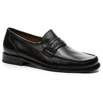 Schuhe Loafer, Lammleder