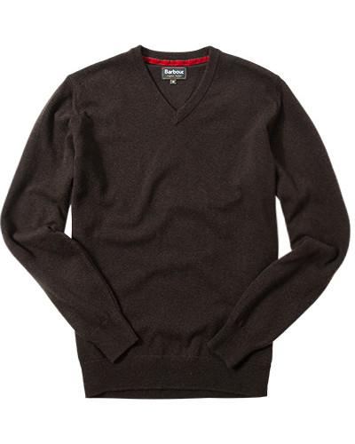 Pullover, Kaschmir-Woll-Mix,  meliert