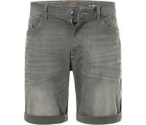 Hose Shorts, Modern Fit, Baumwoll-Stretch