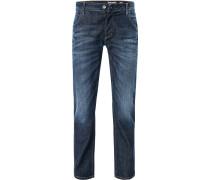 Jeans Michigan, Regular Fit, Baumwoll-Stretch