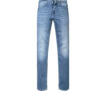Jeans, Skinny Fit, Baumwoll-Stretch, jeans