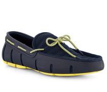 Bootsschuhe, Kautschuk wassertauglich, navy