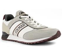 Schuhe Sneaker, Veloursleder, hell