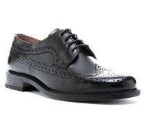 Schuhe Brogue Kay, Lammnappa