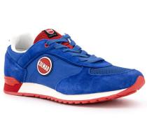 Schuhe Sneaker, Veloursleder, capri