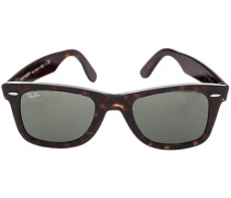 Brillen Sonnenbrille Wayfarer, Kunststoff