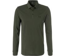 Polo-Shirt, Regular Fit, Baumwoll-Piqué