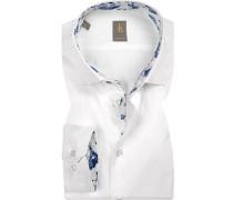 Hemd, Custom Fit, Popeline