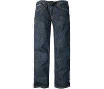 Jeans Concorde, Regular Straight Fit, Baumwolldenim