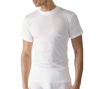 T-Shirt, Pima Baumwoll-Stretch