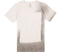 T-Shirt, Baumwolle, off white