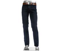 Jeans Pipe, Regular Slim Fit, Baumwoll-Stretch T400 10,5oz
