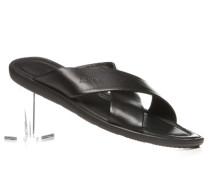 Schuhe Pantoletten, Lammleder