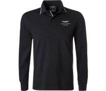 Polo-Shirt, Slim Fit, Baumwoll-Piqué