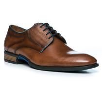 Schuhe Derby Roth, Kalbleder