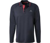 Polo-Shirt, DryComfort®, navy