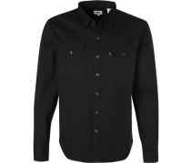 Hemd, Classic Fit, Baumwolle