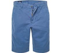 Bermudashorts, Baumwolle, jeans