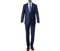 Anzug, Shaped Fit, Schurwolle Super140