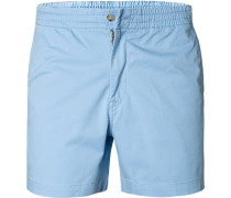 Hose Shorts, Baumwolle, hell