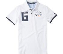 Polo-Shirt, Baumwoll-Mischung