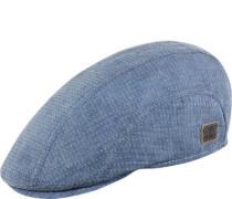 Mütze, Leinen, jeans