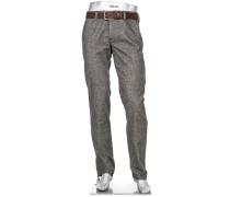 Hose Chino, Regular Slim Fit, Baumwoll-Stretch