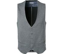 Pullover Strickweste, Baumwolle,  gemustert