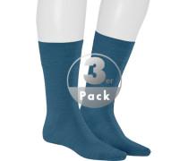 Socken, Schurwolle, grau
