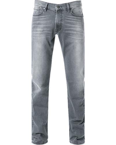 Jeans, Baumwolle, stein