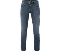 Jeans, Modern Fit, Baumwoll-Stretch fleXXXactive