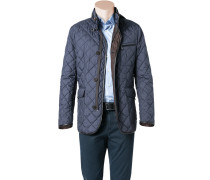 Steppjacke, Microfaser Thermore®, dunkel