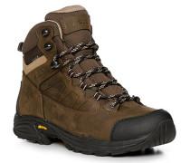Schuhe Schnürstiefeletten, Nubukleder GORE-TEX®