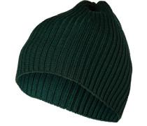 Mütze, Schurwolle, dunkel