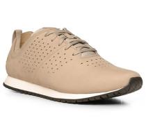 Schuhe Sneaker Nubuk