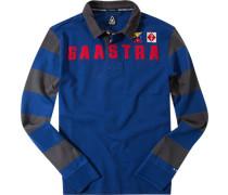 Polo-Shirt, Baumwoll-Jersey, königs