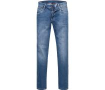 Jeans, Baumwoll-Stretch, jeans