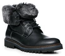 Schuhe Stiefel, Leder Lammfell gefüttert