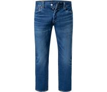 Jeans 501 Baumwoll-Stretch mittel