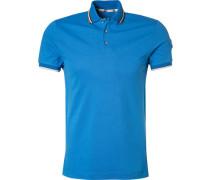 Polo-Shirt, Baumwoll-Piqué, capri