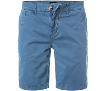 Hose Shorts, Slim Fit, Baumwolle