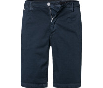Hose Shorts, Baumwolle, nacht