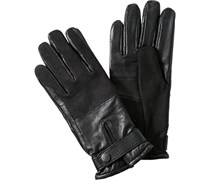 Herren  Handschuhe Lammleder schwarz