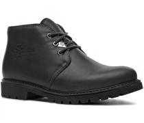 Schuhe Schnürstiefeletten, Leder wasserabweisend
