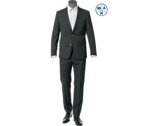 Reise-Anzug, Slim Fit, Schurwoll-Stretch
