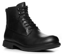 Schuhe Schnürboots, Leder GORE-TEX