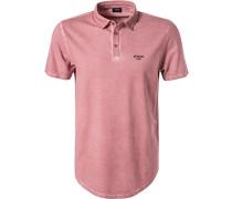 Polo-Shirt, Modern Fit, Baumwoll-Piqué, alt