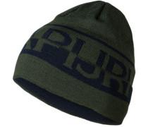 Mütze, Mikrofaser, khaki