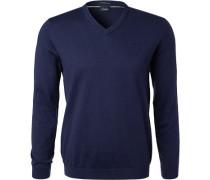 Pullover, Seide, dunkel